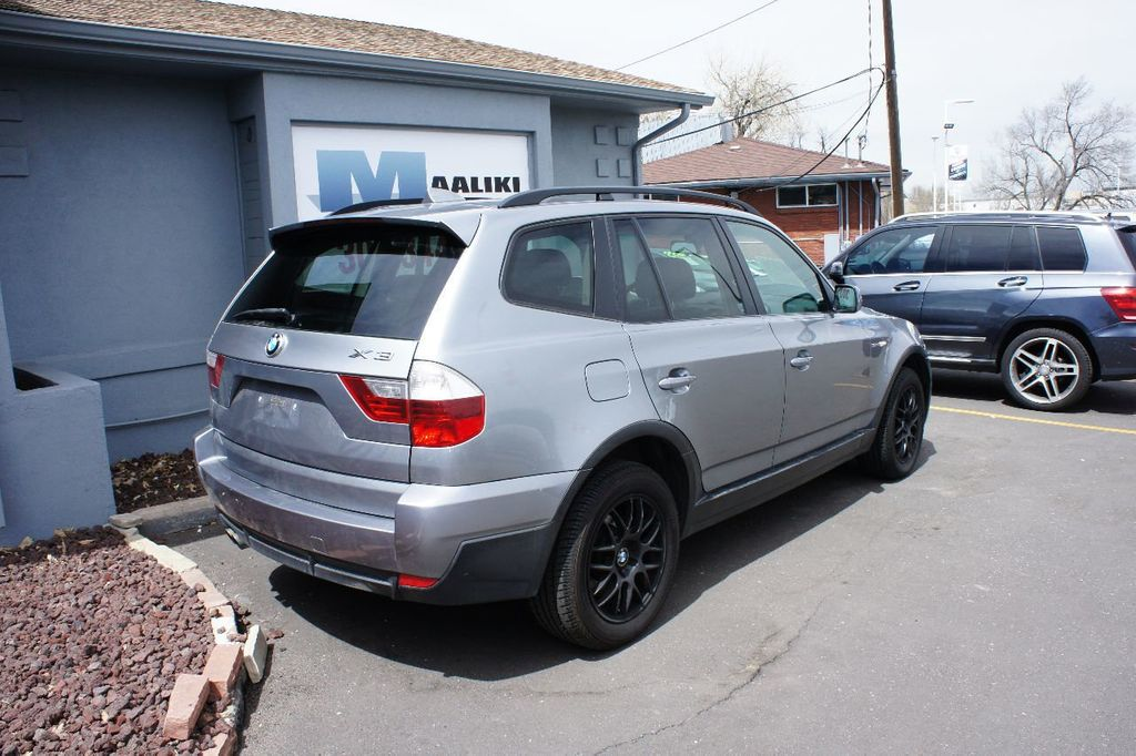 2008 Used BMW X3 3.0si at Maaliki Motors Serving Aurora, Denver, CO ...