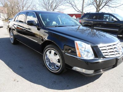 2008 Cadillac Commercial Chassis DTS LIMO Sedan