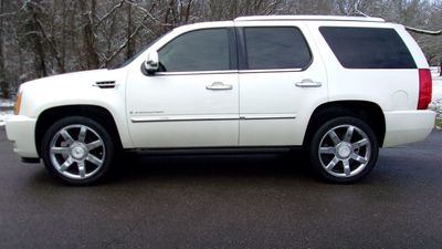 2008 Cadillac Escalade AWD 4dr SUV