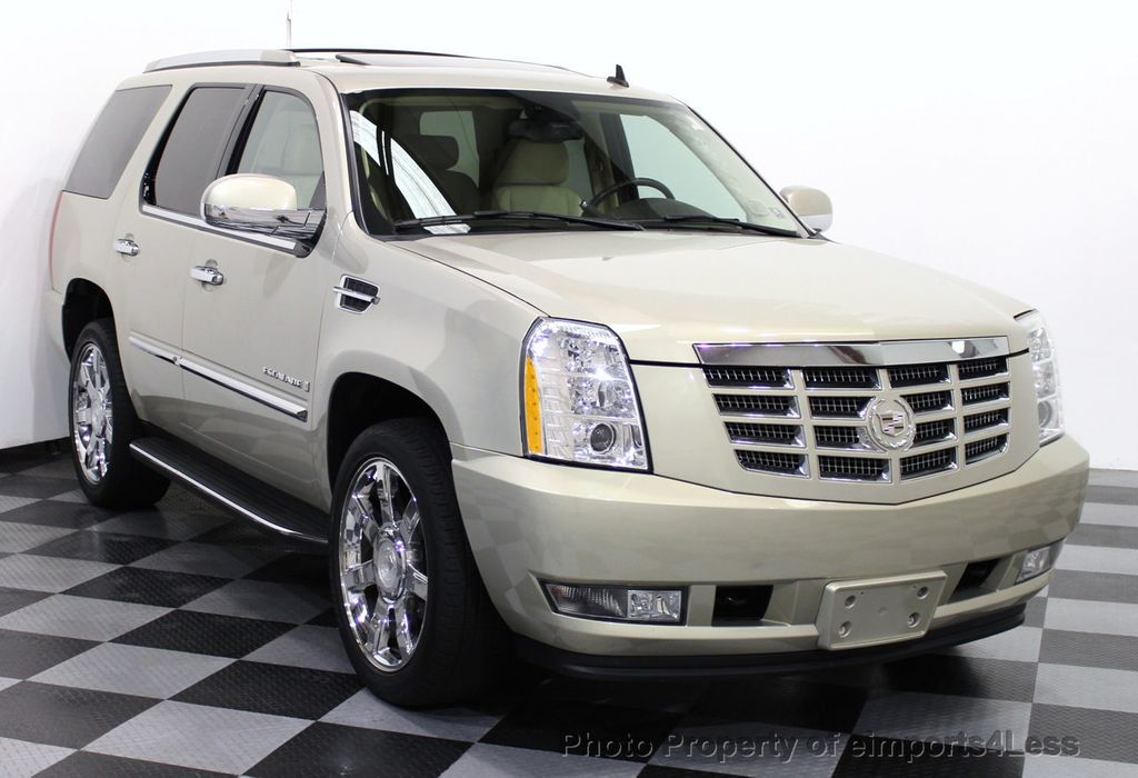 2008 used cadillac escalade certified escalade awd 7. Black Bedroom Furniture Sets. Home Design Ideas