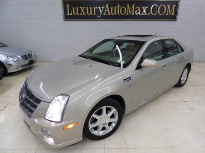 2008 Cadillac STS  Sedan