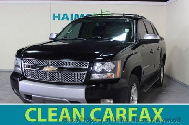 2008 used chevrolet avalanche z71 at haims motors serving. Black Bedroom Furniture Sets. Home Design Ideas