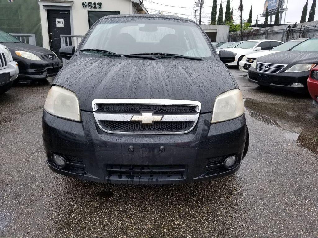 2008 Chevrolet Aveo 4dr Sedan LS - 18649783 - 0
