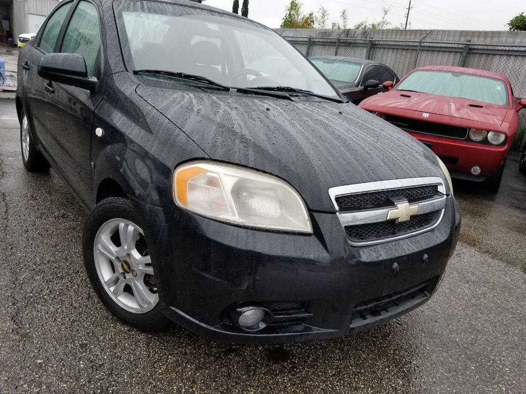 2008 Chevrolet Aveo 4dr Sedan LS - 18649783 - 1