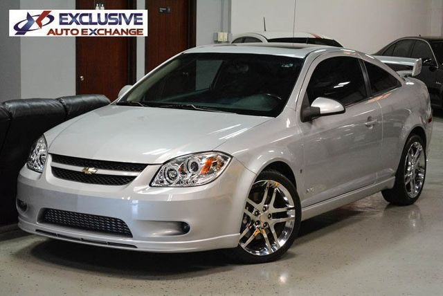 2008 Chevrolet Cobalt SS Turbocharged