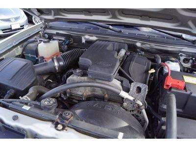 2008 Chevrolet Colorado 2WD Reg Cab 111.2