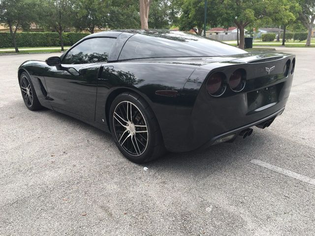 2008 Chevrolet Corvette 2dr Coupe - Click to see full-size photo viewer