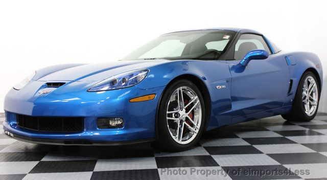 2008 Used Chevrolet Corvette Z06 3lz Coupe At Eimports4less Serving