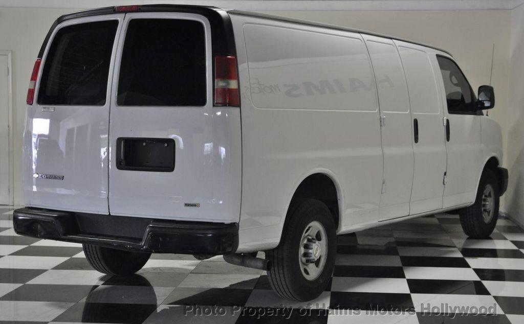 2008 Chevrolet Express Cargo Van Rwd 2500 155 12769357 3