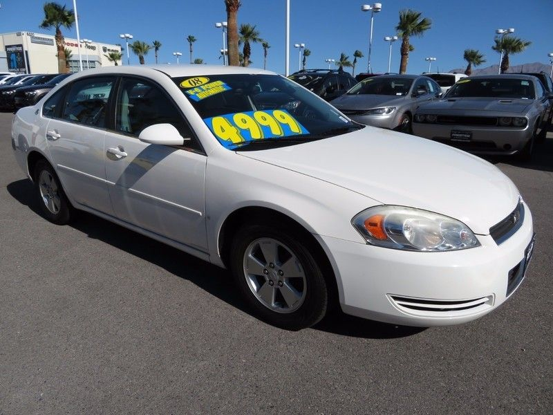 2008 Chevrolet Impala 4dr Sedan 3.5L LT - 16862613 - 2