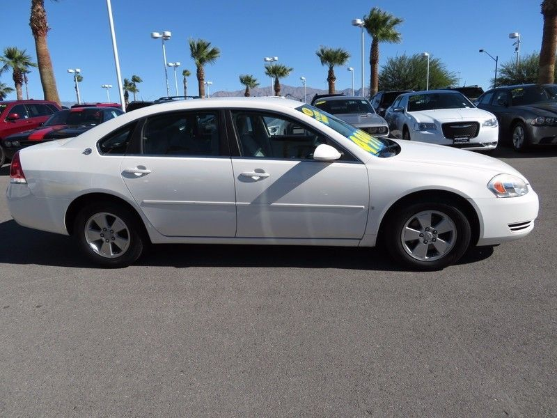 2008 Chevrolet Impala 4dr Sedan 3.5L LT - 16862613 - 3