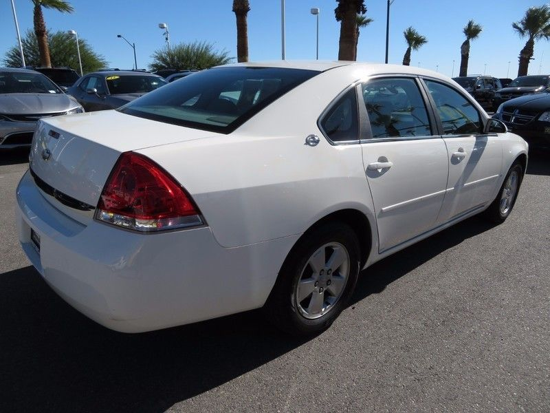 2008 Chevrolet Impala 4dr Sedan 3.5L LT - 16862613 - 4
