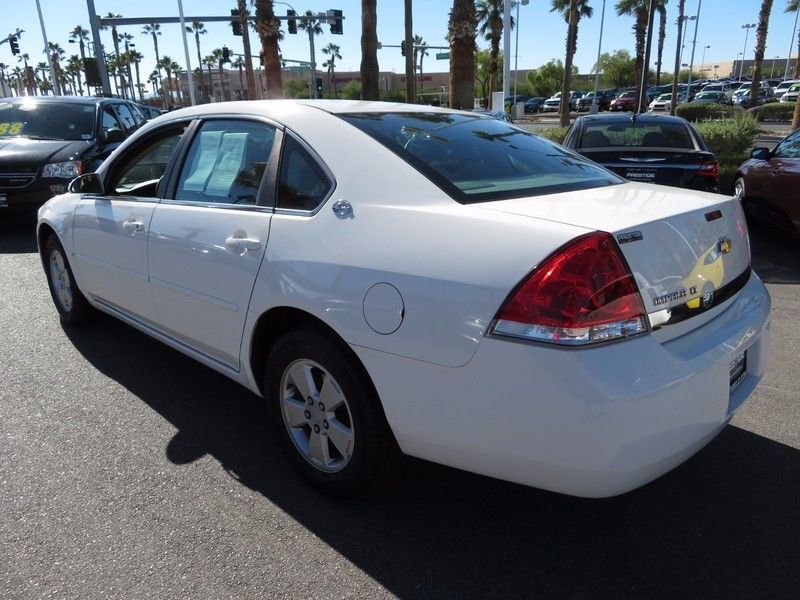 2008 Chevrolet Impala 4dr Sedan 3.5L LT - 16862613 - 7