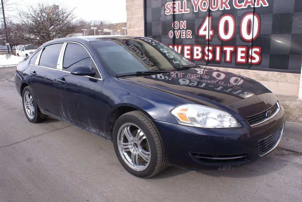 2008 Chevrolet Impala 4dr Sedan LS - 14652467 - 0