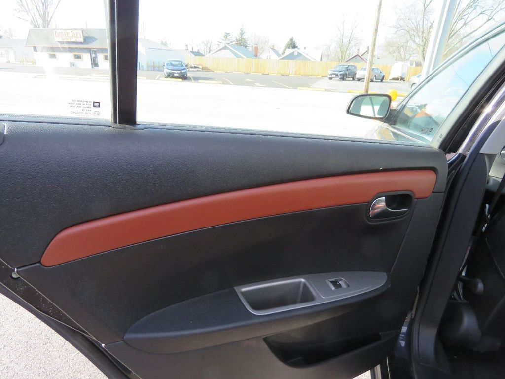 2008 Chevrolet Malibu 2008 CHEVROLET MALIBU LTZ 4 DR SEDAN - 16349621 - 13