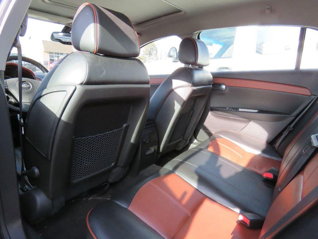 2008 Chevrolet Malibu 2008 CHEVROLET MALIBU LTZ 4 DR SEDAN - 16349621 - 14