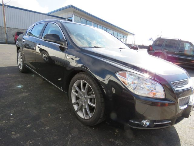 2008 Chevrolet Malibu 2008 CHEVROLET MALIBU LTZ 4 DR SEDAN - Click to see full-size photo viewer