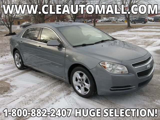 2008 Used Chevrolet Malibu 4dr Sedan LT w/1LT at Cleveland Auto Mall, OH,  IID 16342309