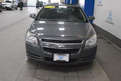 2008 Chevrolet Malibu 4dr Sedan LT w/1LT - Click to see full-size photo viewer