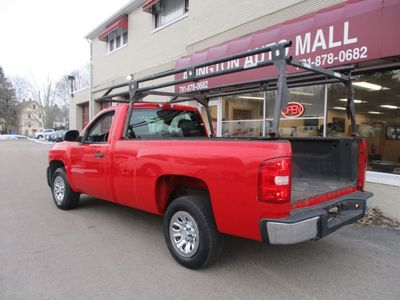 2008 Chevrolet Silverado 1500 Work Truck - Click to see full-size photo viewer