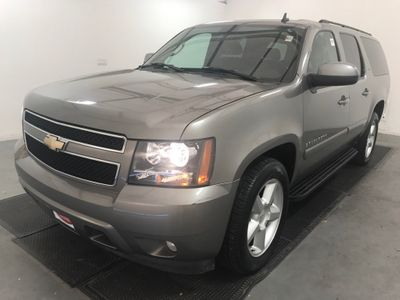 2008 Chevrolet Suburban 1500 LT SUV - Click to see full-size photo viewer