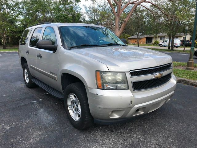 2008 Chevrolet Tahoe 2WD 4dr 1500 LS - Click to see full-size photo viewer
