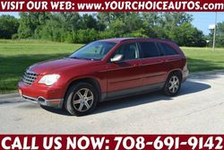 2008 Chrysler Pacifica - 2A8GM68XX8R638239