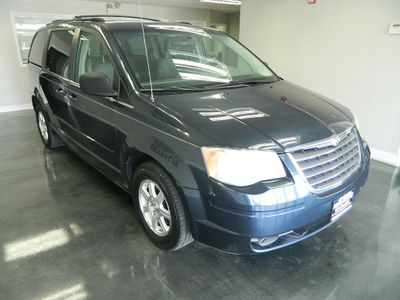2008 Chrysler Town & Country 2008 CHRYSLER TOWN AND COUNTRY TOURING VAN