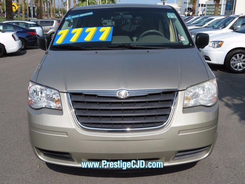 2008 Chrysler Town & Country 4dr Wagon LX - 16812622 - 1