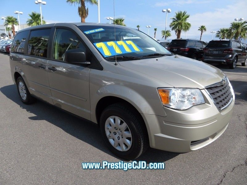 2008 Chrysler Town & Country 4dr Wagon LX - 16812622 - 2