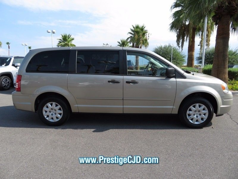 2008 Chrysler Town & Country 4dr Wagon LX - 16812622 - 3