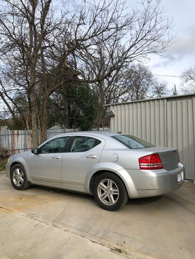 2008 Dodge Avenger 4dr Sedan SXT FWD Sedan for Sale Fort Worth, TX - $3,995  - Motorcar com