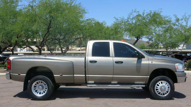 Dodge Ram 4x4 >> 2008 Dodge Ram 3500 Quadcab Slt 4x4 Dually Low Miles Truck Crew Cab Long Bed For Sale Phoenix Az 27 995 Motorcar Com