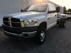 2008 Dodge Ram 3500 Cab-Chassis - 3D6WG46A18G110599