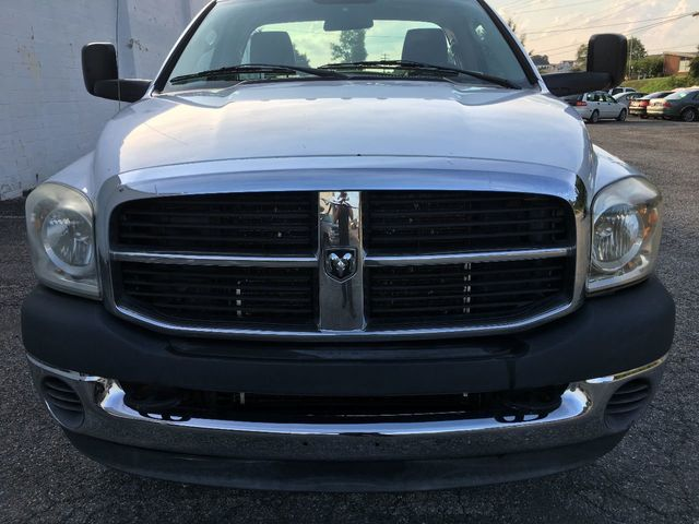 """2008 Dodge Ram 3500 Cab-Chassis 2WD Reg Cab 167.5"""" WB 84"""" CA - Click to see full-size photo viewer"""