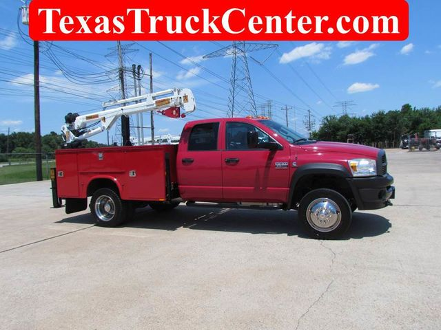 2008 Dodge Ram 5500 Mechanics Service Truck 4x2 - 15051760 - 0