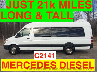 2008 Dodge SPRINTER WHEELCHAIR LIFT- MERCEDES TURBO DIESEL Van