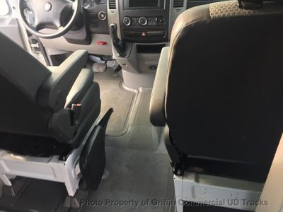 2008 Dodge SPRINTER JUST 21k MILES MERCEDES HI TOP EXTENDED CARRIER HI CAP A/C WHEELCHAIR LIFT - Click to see full-size photo viewer