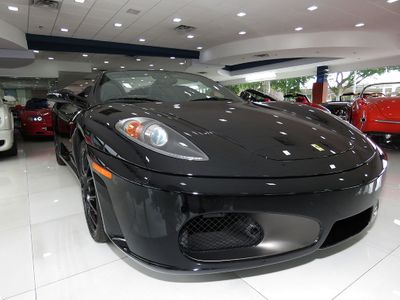 2008 Ferrari 430 2dr Convertible Spider - Click to see full-size photo viewer