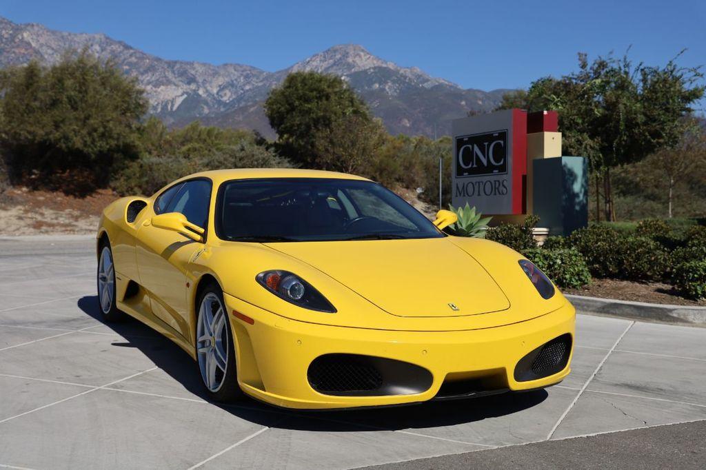 2008 Used Ferrari 430 2dr Coupe At Cnc Motors Inc Serving Upland Ca Iid 20381763