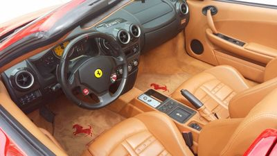 2008 Ferrari 430 SPIDER  - Click to see full-size photo viewer