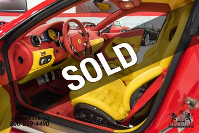 2008 Ferrari 599 GTB Fiorano 1 of 1 in the world! Coupe