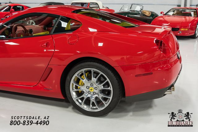 2008 Ferrari 599 GTB Fiorano 1 of 1 in the world! - Click to see full-size photo viewer