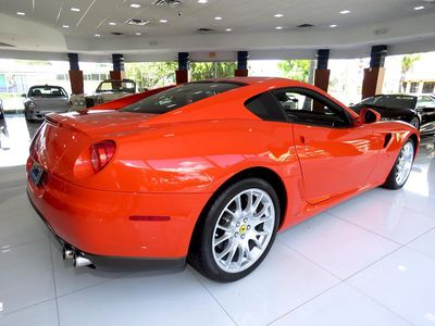 2008 Ferrari 599 GTB Fiorano 2dr Coupe - Click to see full-size photo viewer