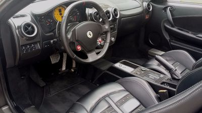 2008 Ferrari F430 F430 SPIDER - Click to see full-size photo viewer