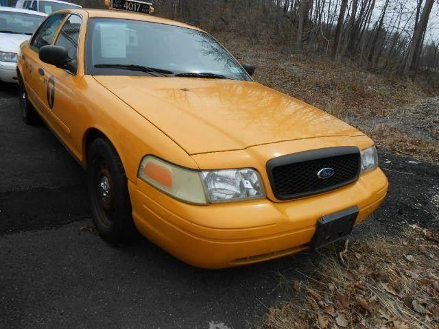2008 Ford Crown Victoria NYC TAXI LIMO