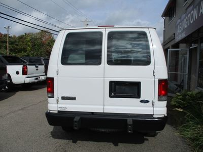2008 Ford Econoline Cargo Van  - Click to see full-size photo viewer