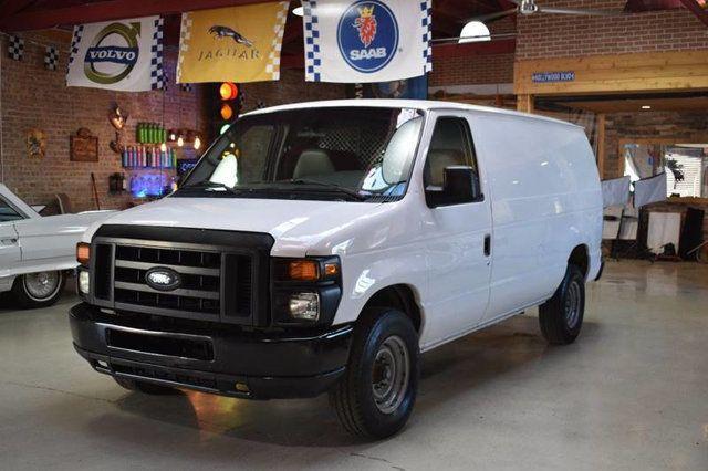 2008 Ford Econoline Cargo Van E-350 Super Duty Commercial Van for Sale  Summit Argo, IL - $7,985 - Motorcar com