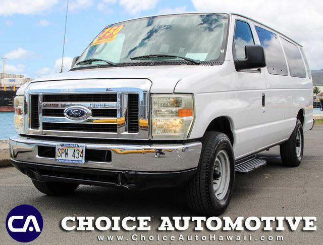 Ford 12 Passenger Van >> 2008 Used Ford Econoline Wagon 12 Passenger Van At Choice Automotive Serving Honolulu Hi Iid 18557981
