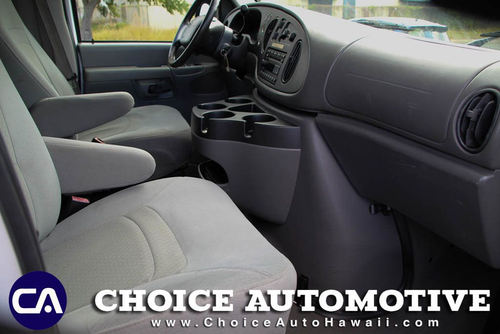 Sensational 2008 Used Ford Econoline Wagon 12 Passenger Van At Choice Automotive Serving Honolulu Hi Iid 18557981 Squirreltailoven Fun Painted Chair Ideas Images Squirreltailovenorg